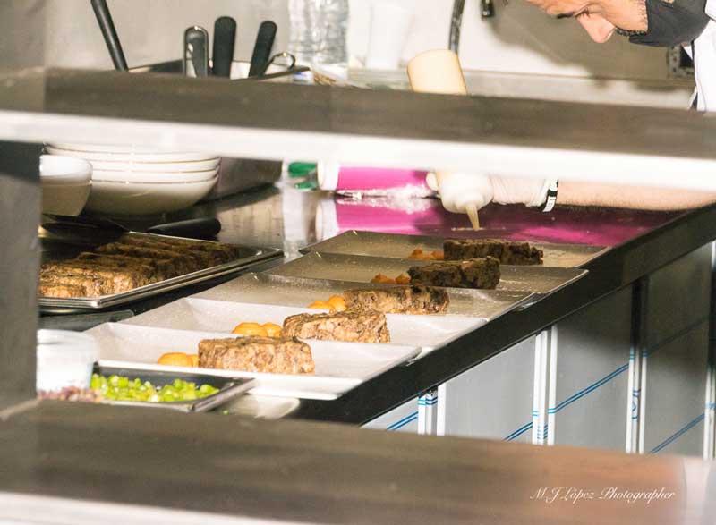 Gastronomía ZAK Rendez Vous - Menú degustación - Restaurante Sitges