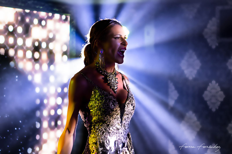 Martina Cordova - ZAK Rendez Vous - Espectáculo musical Sitges - Barcelona