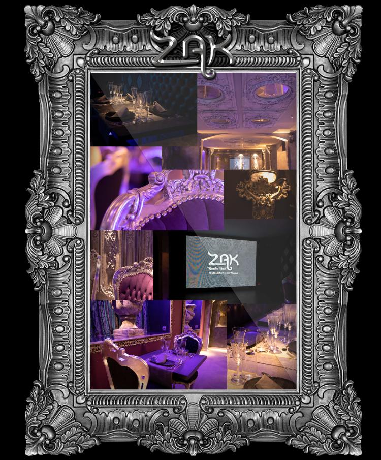 Restaurante Show Musical ZAK RENDEZ VOUS