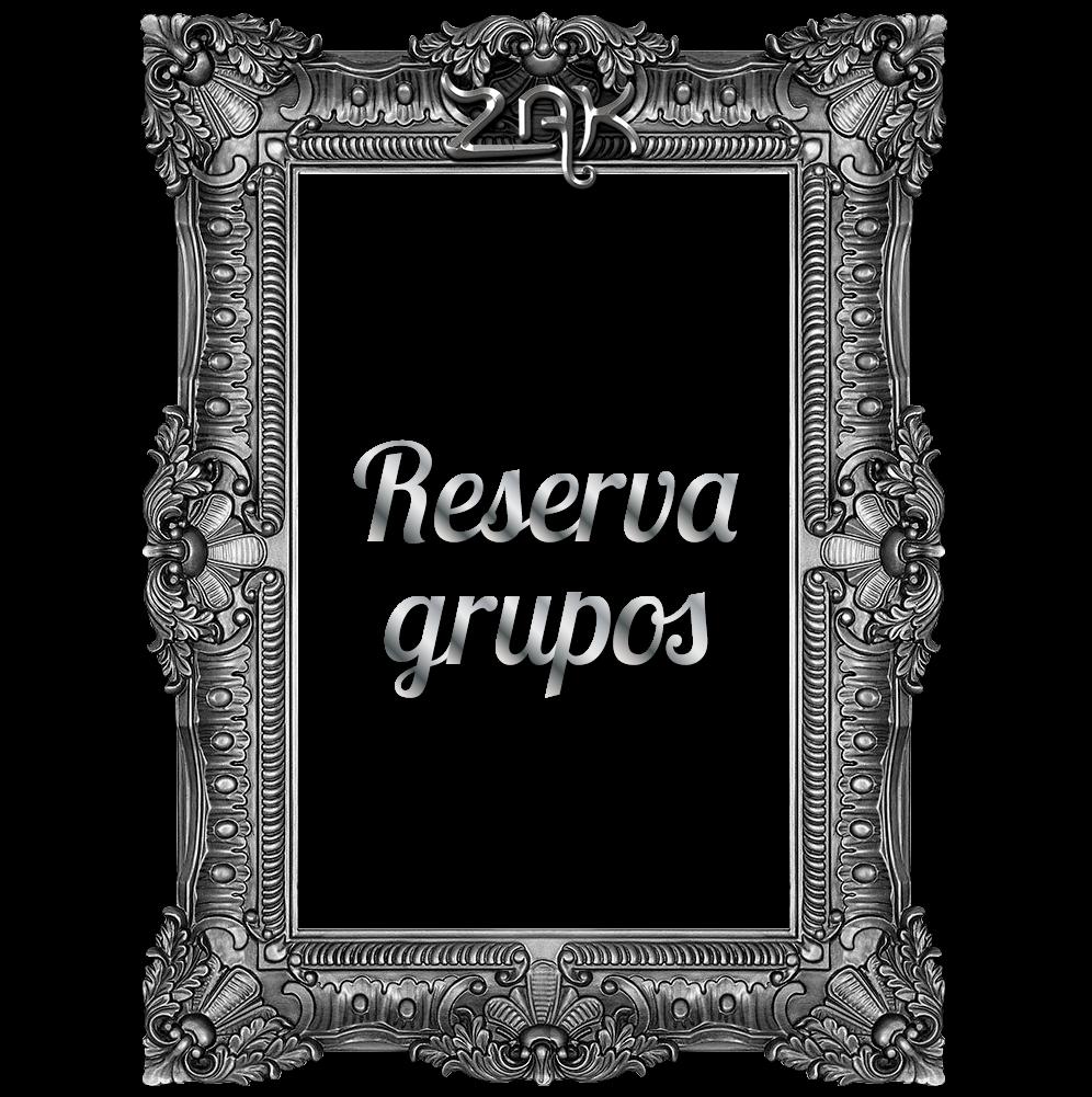 Reserva grupos - ZAK Rendez Vous - Sitges - Barcelona