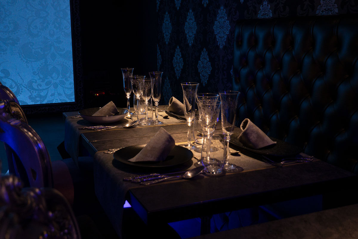 Restaurante Show Musical - ZAK RENDEZ VOUS
